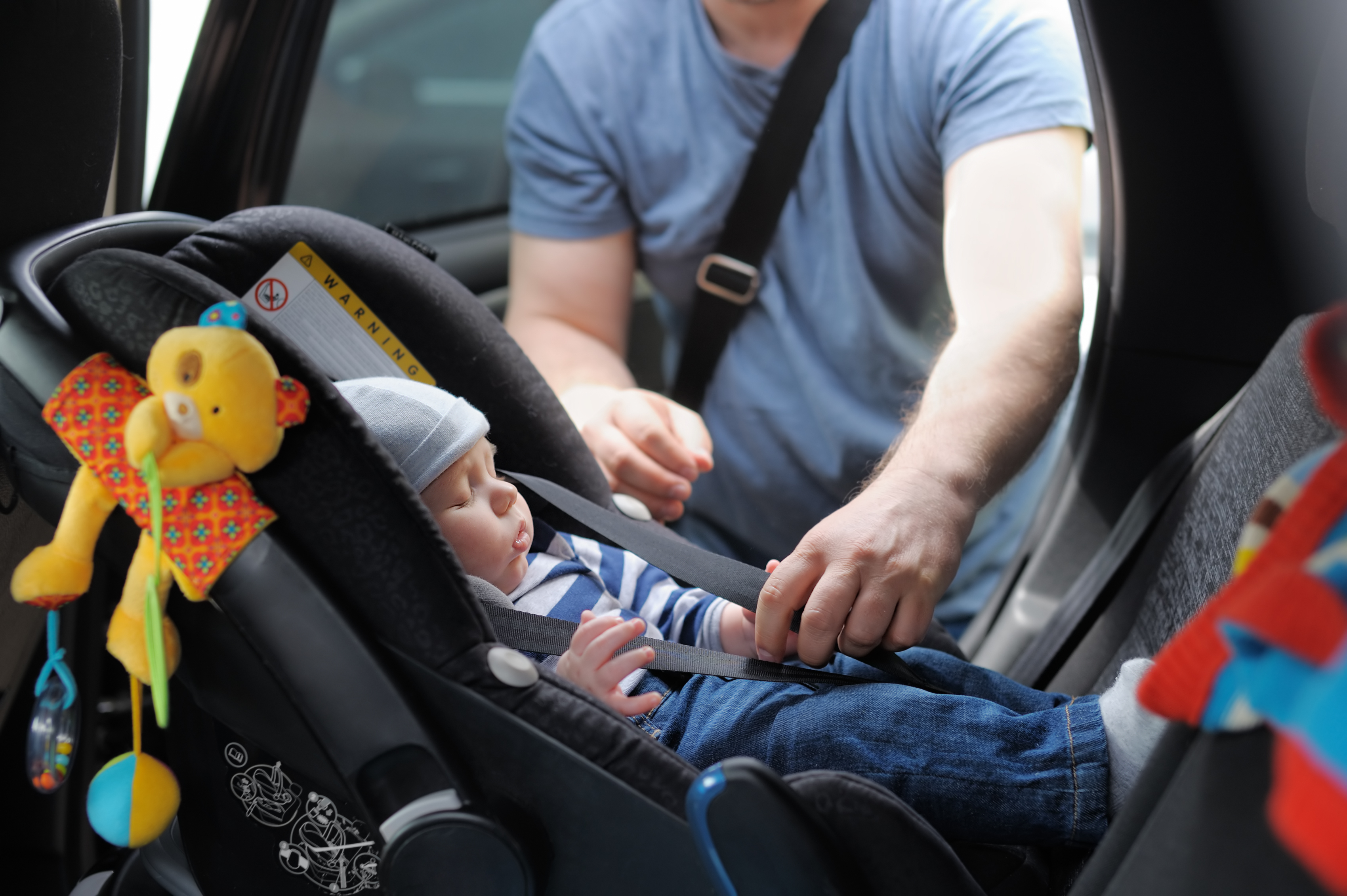What to Do if You Are in a Car Accident with Kids