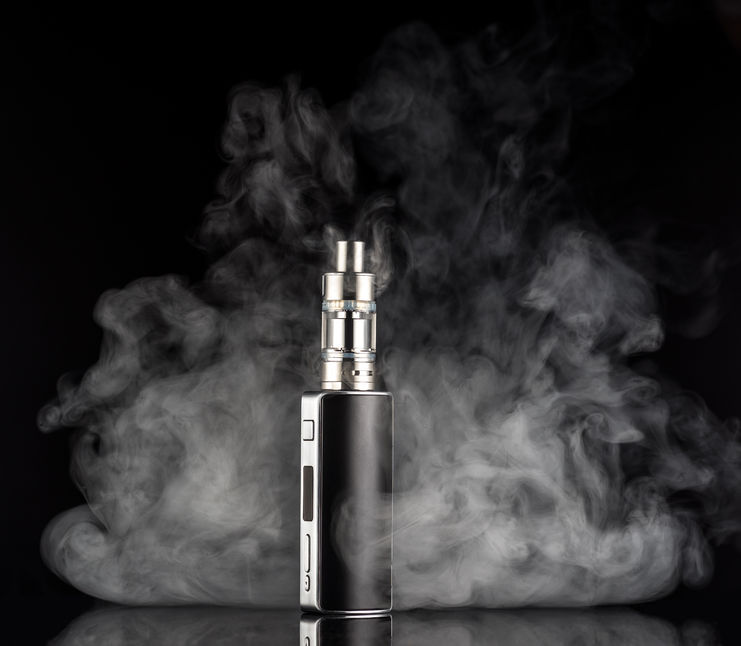 Teen Hospitalized with Wet Lung Disease Caused by Vaping