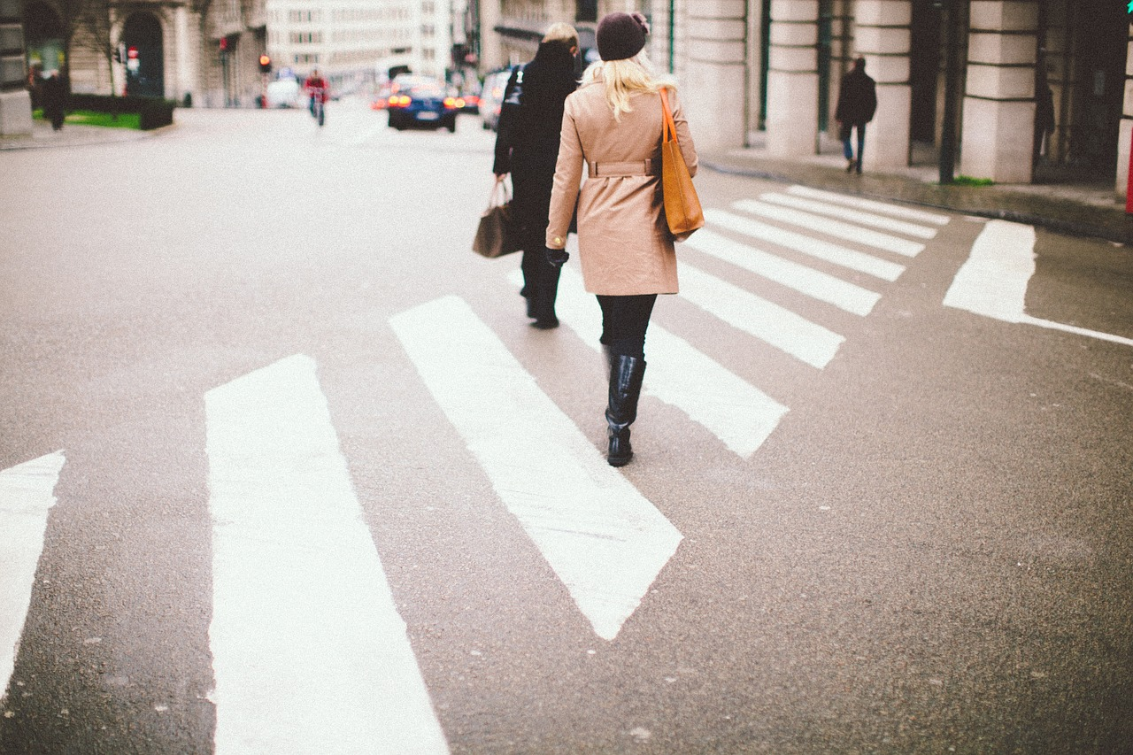 Pedestrian Fatalities Continue to Occur at Record Rates