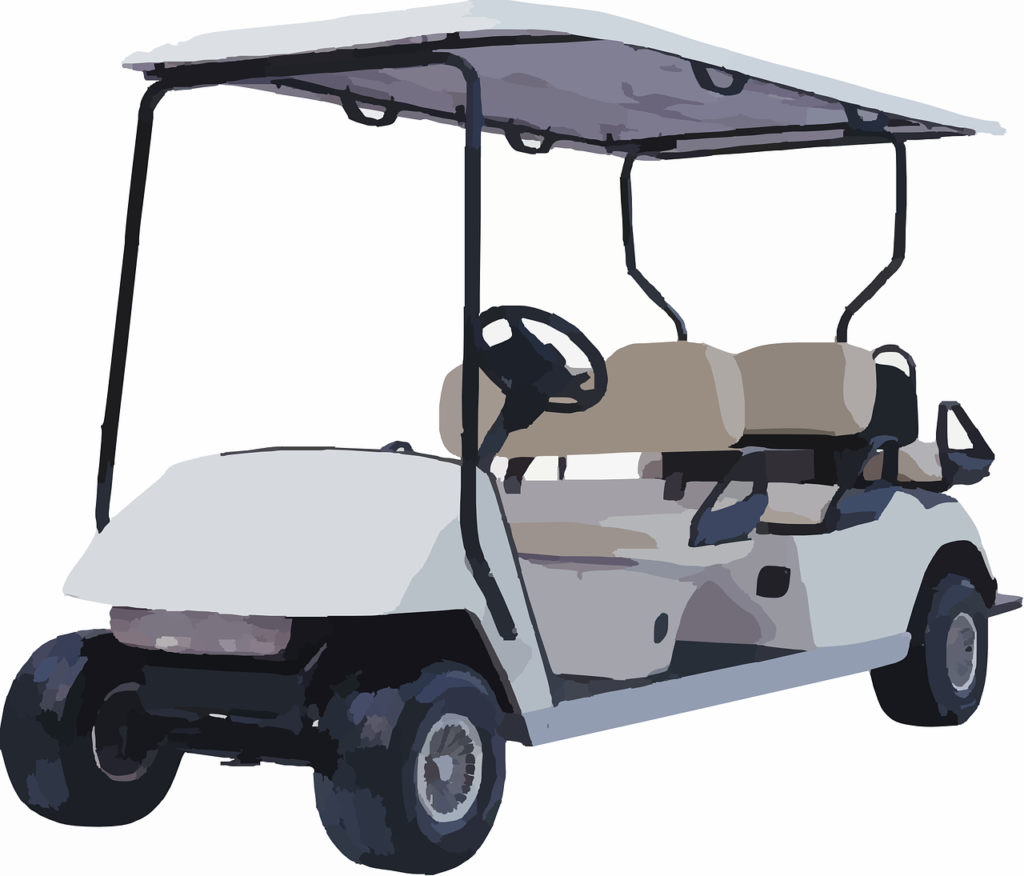 $1.25 Million for Victim of Golf Cart Accident