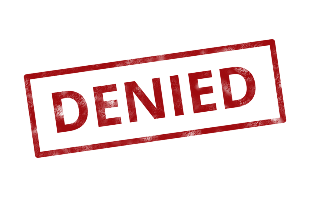 Why Was Your Car Accident Claim Denied?