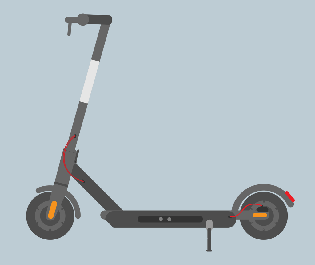 Emergency Rooms See Increase in Motorized Scooter Injuries