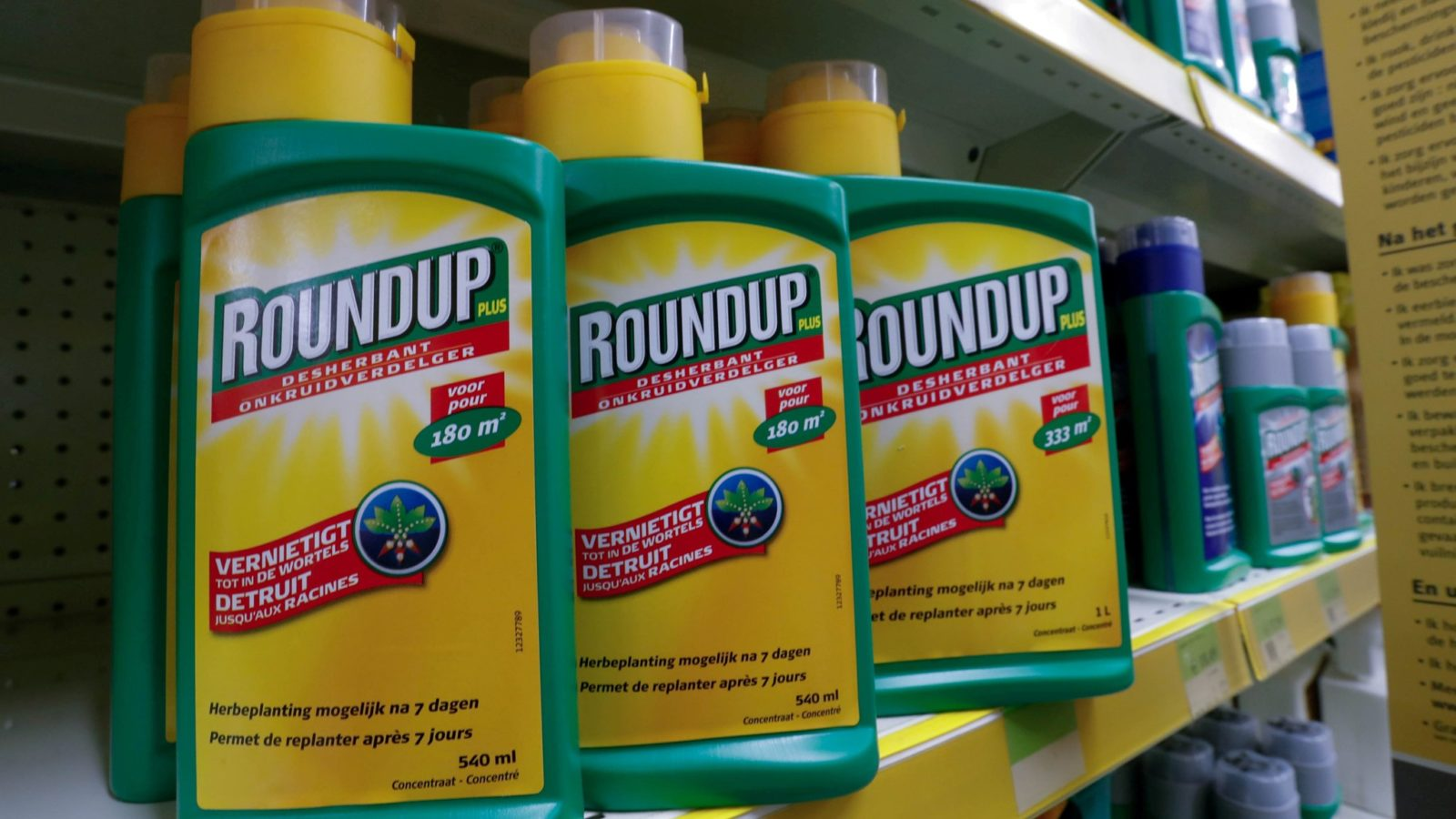 Roundup Cases: An Update